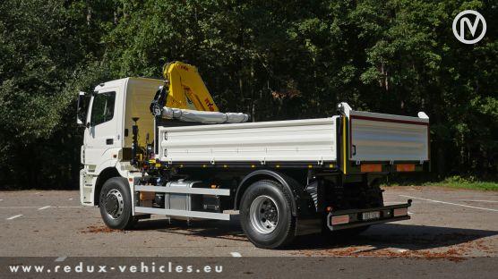 KAMAZ 53257 4x2 sklápěč