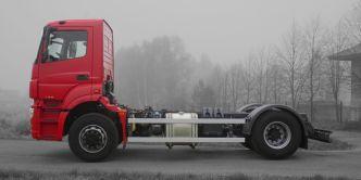 KAMAZ 53257 4x2 chassis