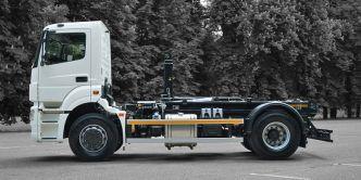 KAMAZ 53257 4x2 nosič kontejnerů