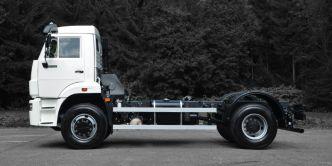 KAMAZ 4x2 53605 chassis